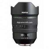 HD PENTAX-D FA 15-30mm f:2.8 ED SDM WR lens