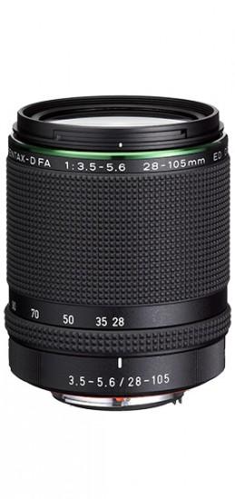 HD-PENTAX-D-FA-28-105mm-f3.5-5.6ED-DC-WR-lens