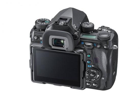 Pentax K-1 DSLR full frame camera 1