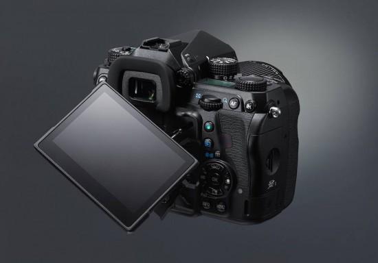 Pentax K-1 DSLR full frame camera 4
