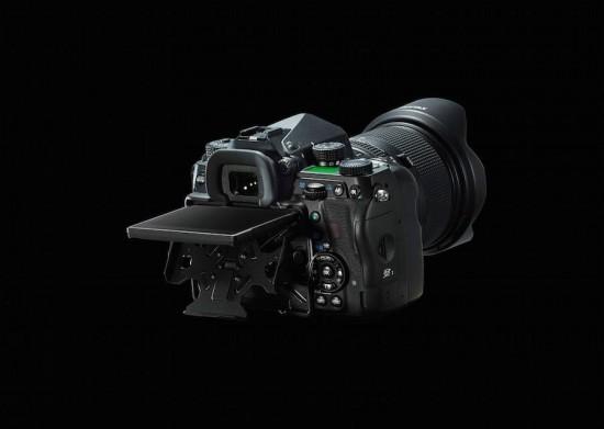 Pentax K-1 DSLR full frame camera 6