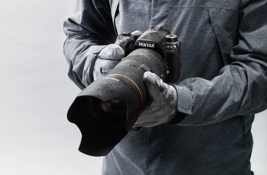 Pentax K-1 camera 1