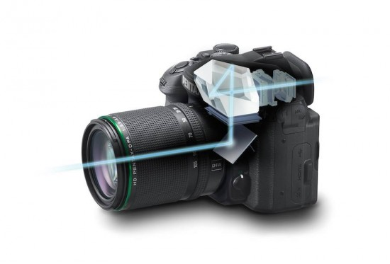 Pentax K-1 camera 8