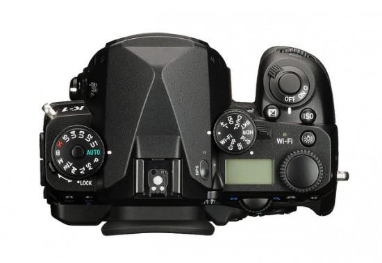 Pentax K-1 full frame DSLR camera 2