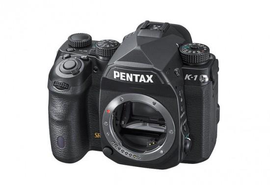 Pentax K-1 full frame DSLR camera 3