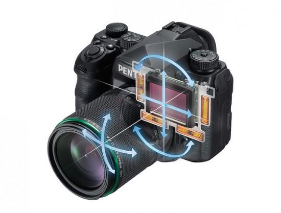 Pentax K-1 full frame DSLR camera 4