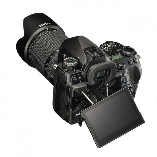 Pentax K-1 full frame DSLR camera 5