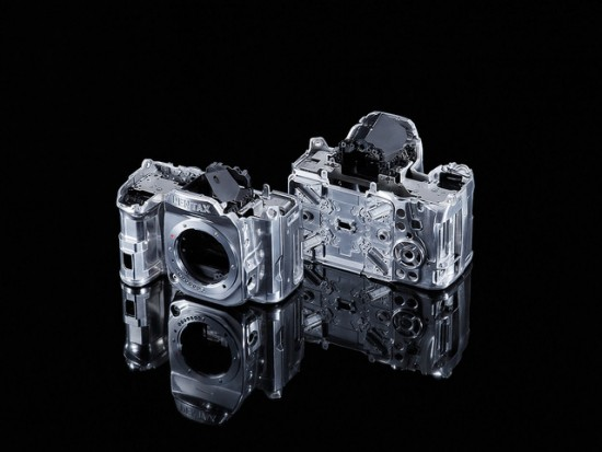 Pentax K-1 full frame DSLR camera 6