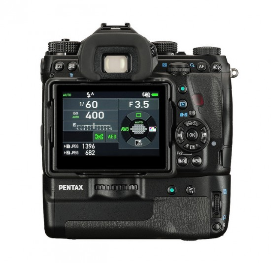 Pentax K-1 full frame DSLR camera 7