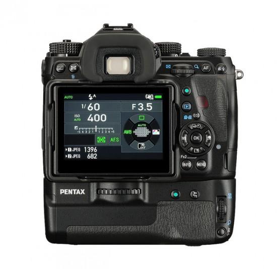 Pentax K-1 full frame DSLR camera 7