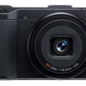 Ricoh GR compact camera old model