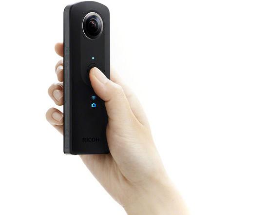 Theta-S-360-camera