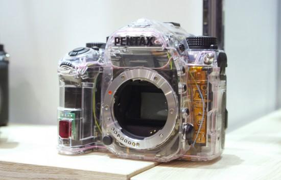Pentax K-1 camera parts