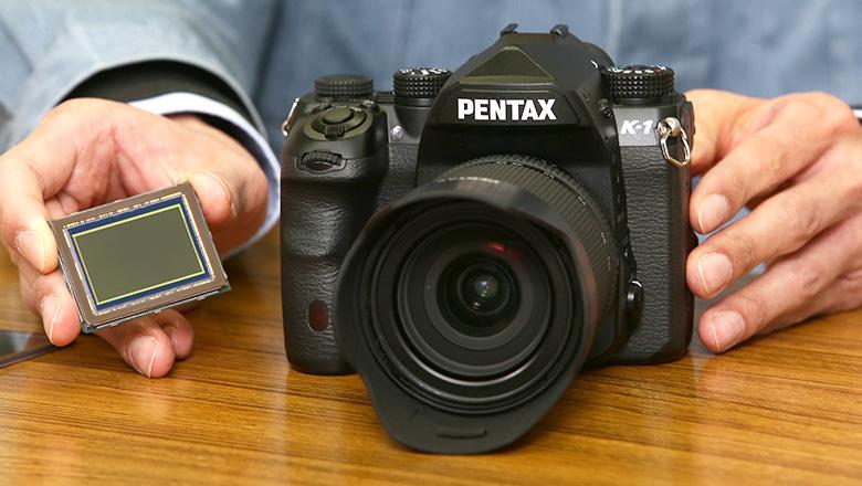 Pentax k-1 инструкция