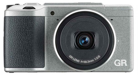 Ricoh-GR-II-Silver-limited-edition-camera