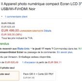 Ricoh GR II camera deal in Europe