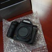 Pentax K-1 camera unboxing5