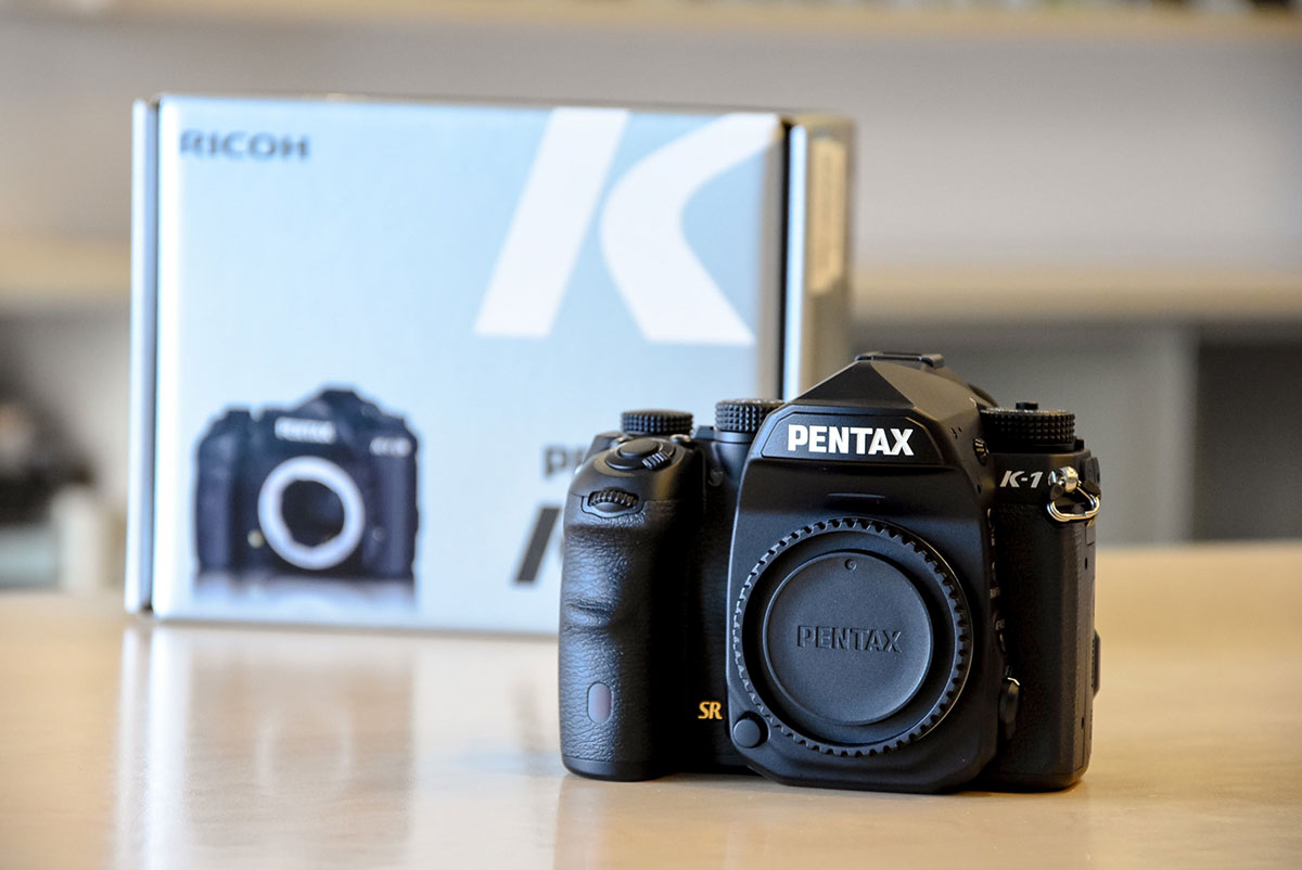 The Pentax K-1 DSLR camera is now officially discontinued | Pentax ...