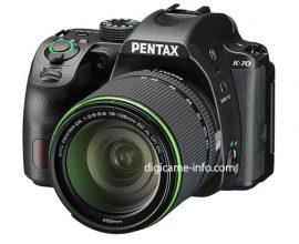 Pentax K-70 camera 3