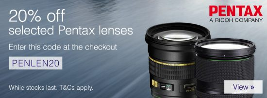 20-off-selected-pentax-lenses-at-wex-photographic