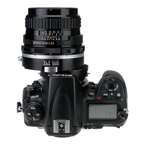 Fotodiox Pro Lens Mount Adapter Compatible with Pentax 6x7 Lenses to Pentax K-Mount Cameras