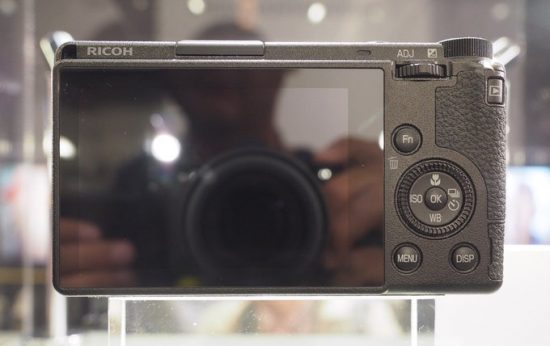 Ricoh GR III camera at Photokina hands-on pictures | L-Mount Forum