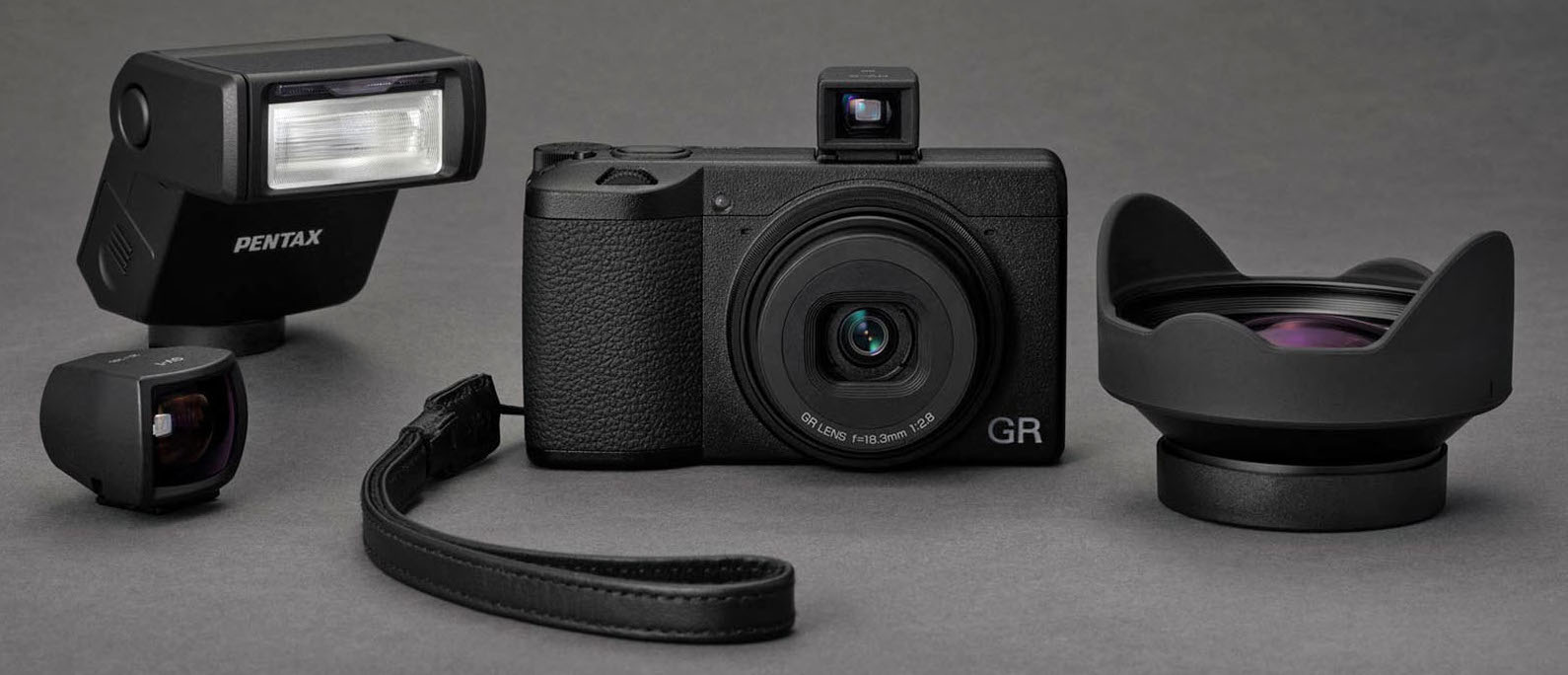 Ricoh GR III camera accessories - Pentax Rumors