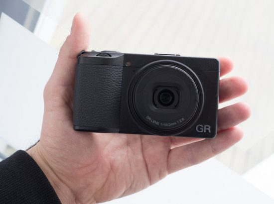 Another Ricoh GR III hands-on report | L-Mount Forum