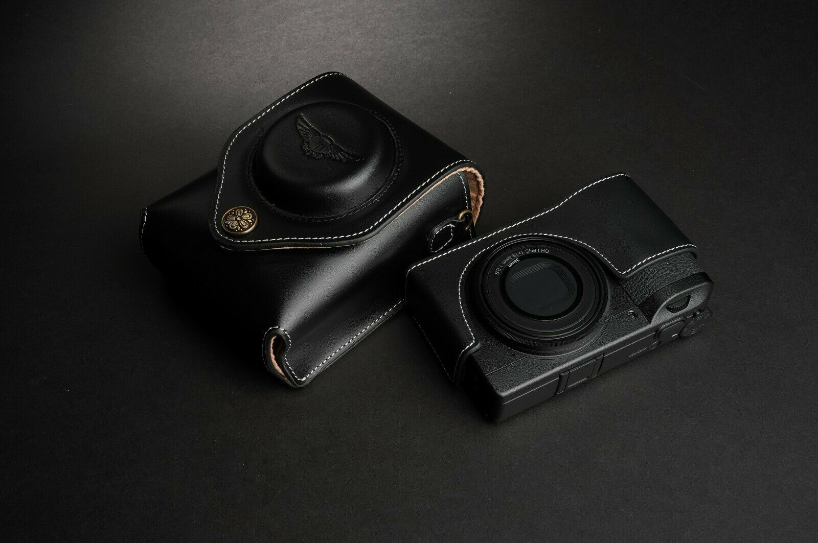 New Ricoh GR III camera accessories (cases, grips and thumb